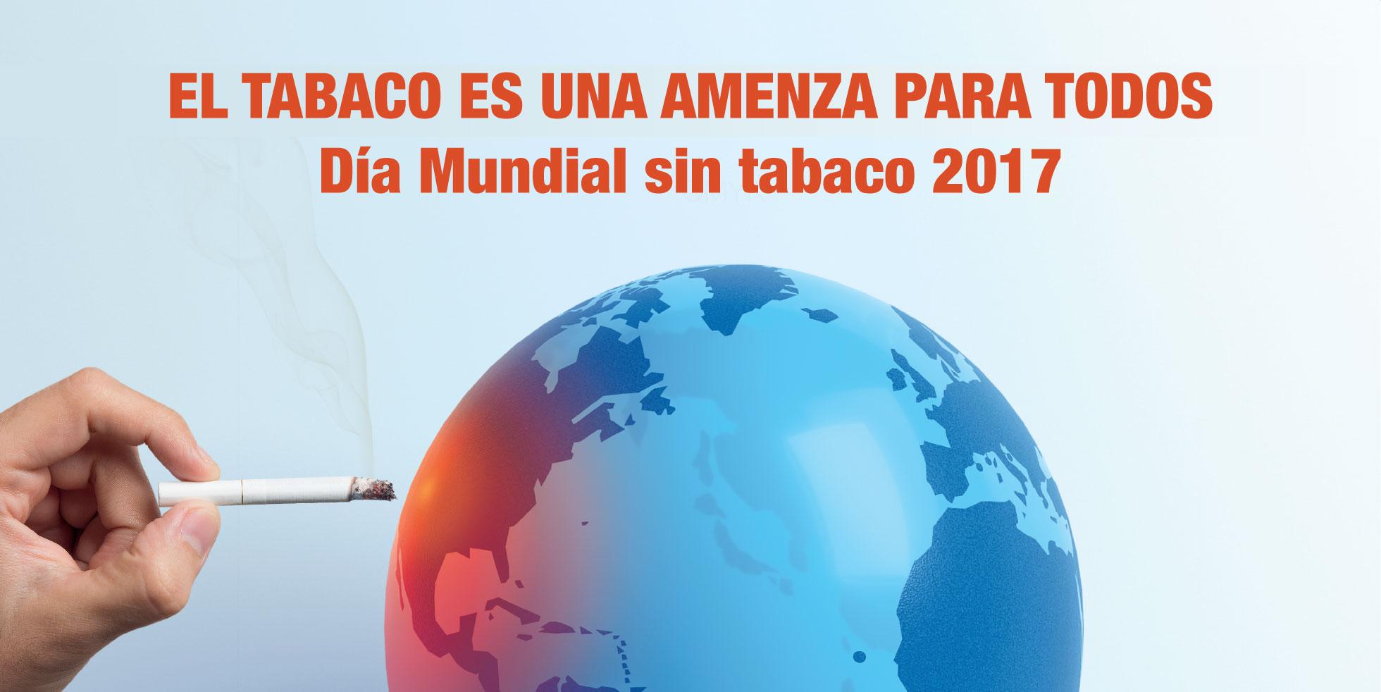 D a mundial sin tabaco 2017 c digo f for Cuarto dia sin fumar