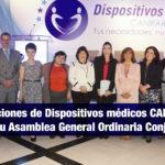 """<p class=""""p1"""">Las Secciones de Dispositivos médicos CANIFARMA celebran su <strong>Asamblea General Ordinaria Conjunta 2017</strong></p><p class=""""p2""""></p>"""