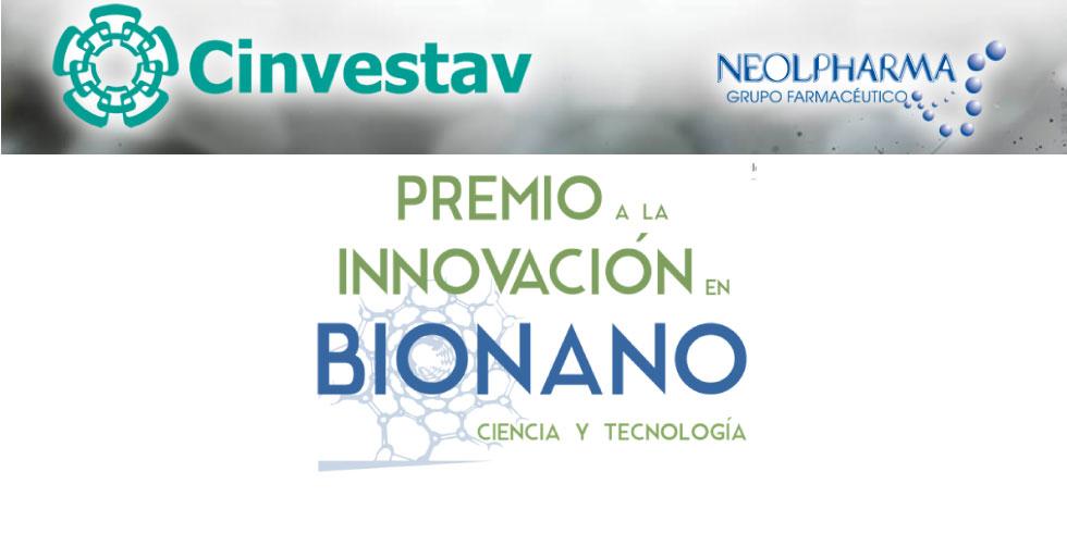 """Convocatoria al """"Premio a la Innovación en Bionano: Ciencia y Tecnología 2017"""""""