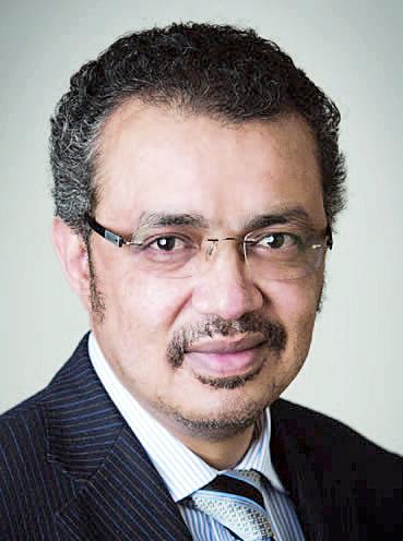 Dr. Adhanom Ghebreyesus