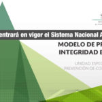 El 19 de julio entrará en vigor el Sistema Nacional Anticorrupción