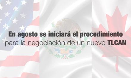 Con la ratificación de Robert Lighthizer como representante de comercio de los EE.UU., se inicia el procedimiento que llevará en agosto a la negociación de un nuevo TLCAN