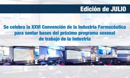 Se celebra la XXVI Convención de la Industria Farmacéutica para sentar bases del próximo programa sexenal de trabajo de la industria