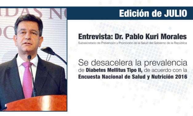 Se desacelera la prevalencia de Diabetes Mellitus Tipo II, de acuerdo con la Encuesta Nacional de Salud y Nutrición 2016