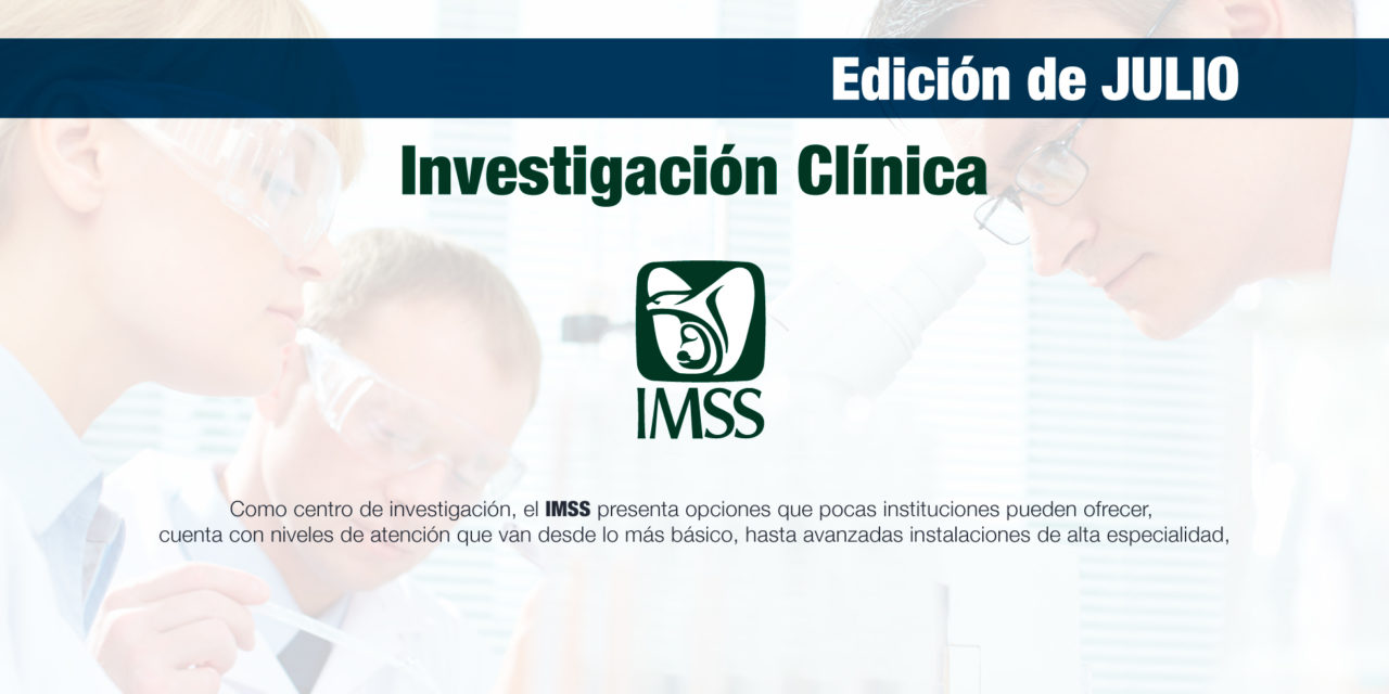 Investigación Clínica en el IMSS | Código F