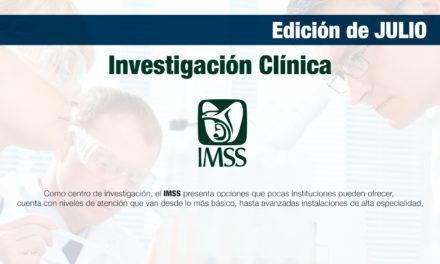 Investigación Clínica en el IMSS