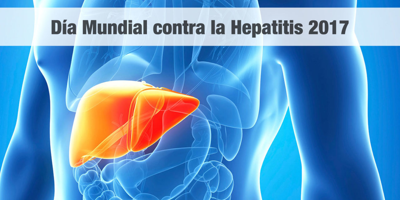 Día Mundial contra la Hepatitis 2017