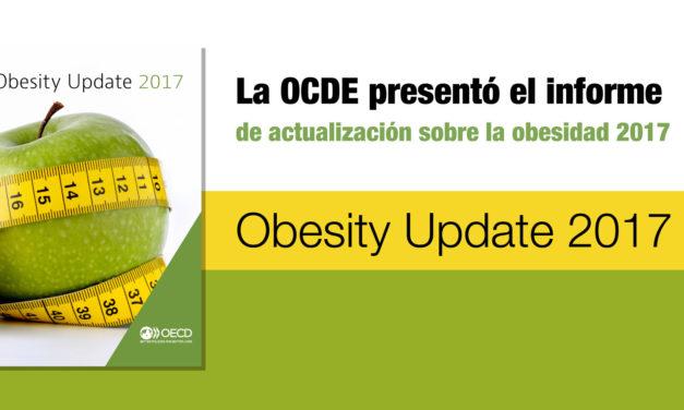 La OCDE presentó el informe de actualización sobre la obesidad 2017