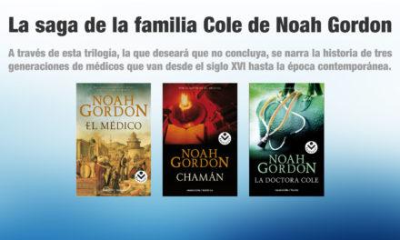 La saga de la familia Cole de Noah Gordon