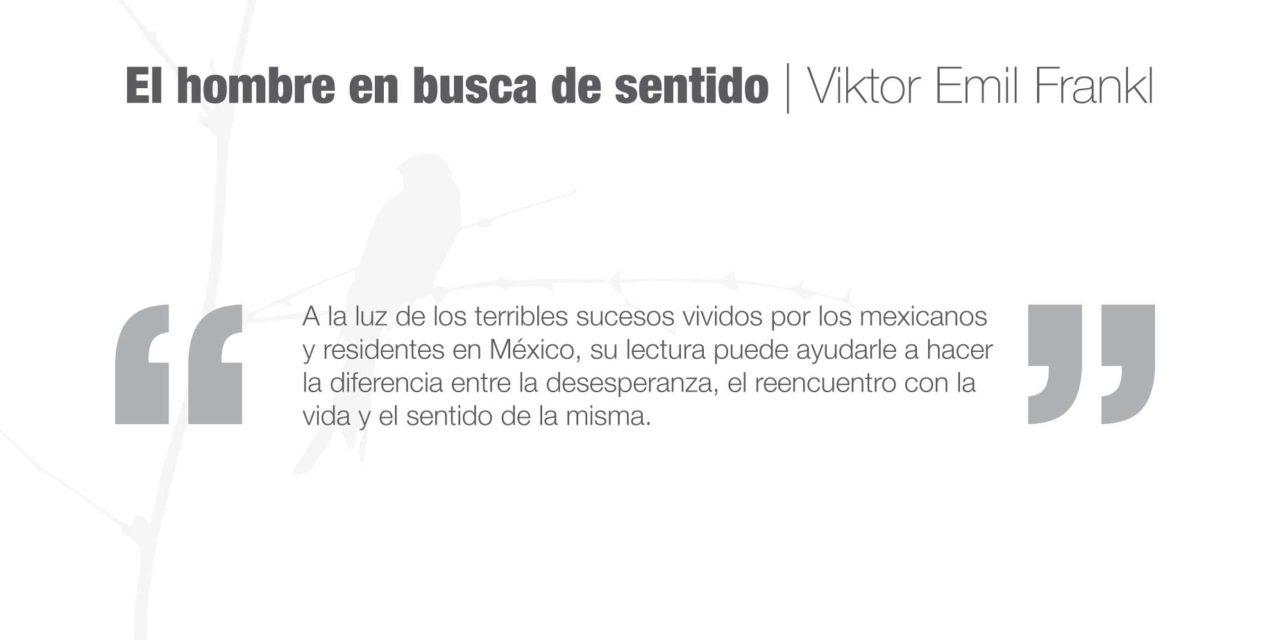 El hombre en busca de sentido   Viktor Emil Frankl