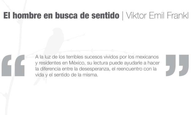 El hombre en busca de sentido | Viktor Emil Frankl