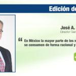 En México la mayor parte de los medicamentos se consumen de forma racional y adecuada: José A. Aedo Sordo, Director General del SINGREM