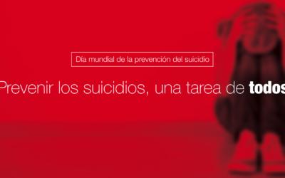 Prevenir los suicidios, una tarea de todos | Día mundial de la prevención del suicidio.