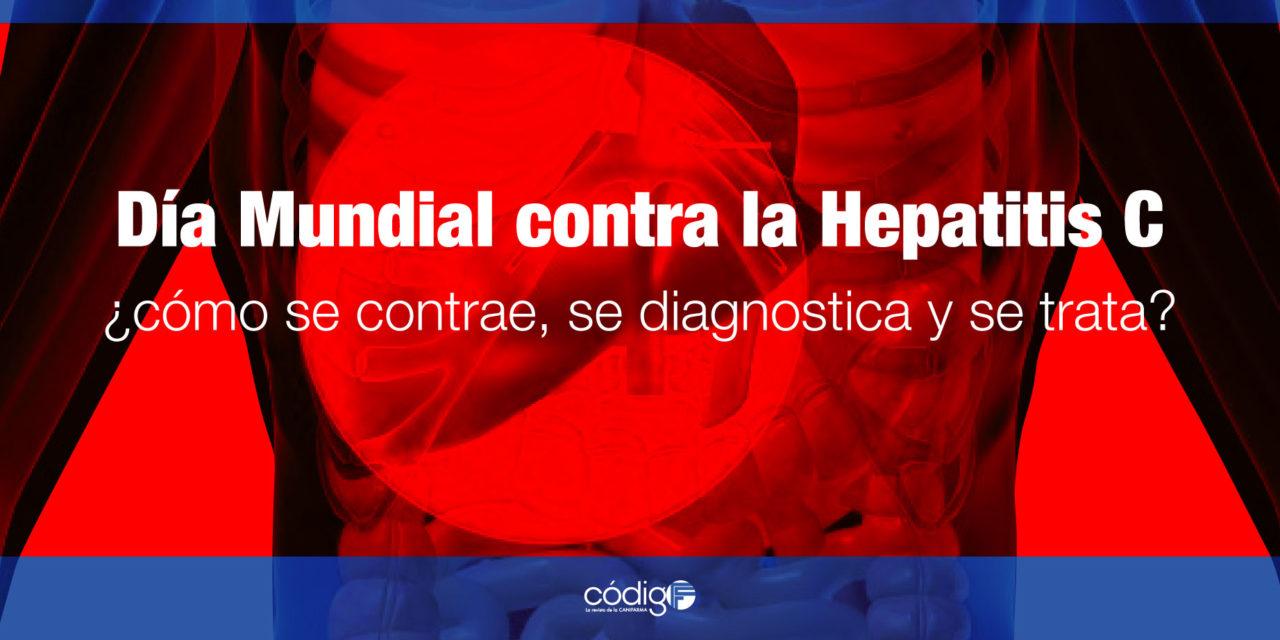 Día Mundial contra la Hepatitis C   ¿cómo se contrae, se diagnostica y se trata?