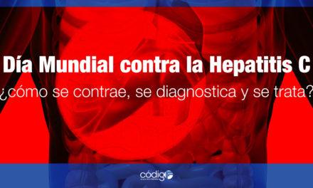 Día Mundial contra la Hepatitis C | ¿cómo se contrae, se diagnostica y se trata?