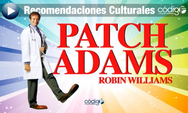 Recomendaciones Culturales: Patch Adams (1998)