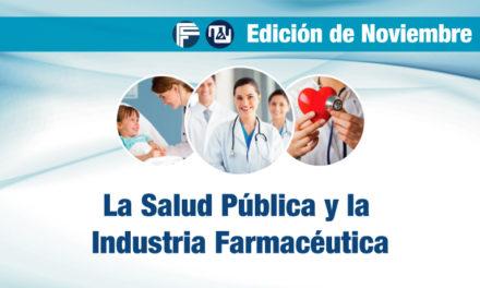 La Salud Pública y la Industria Farmacéutica