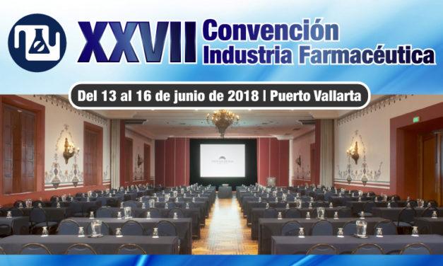 XXVII Convención de la Industria Farmacéutica