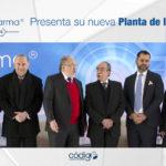Psicofarma anuncia la construcción de su nueva planta de inyectables