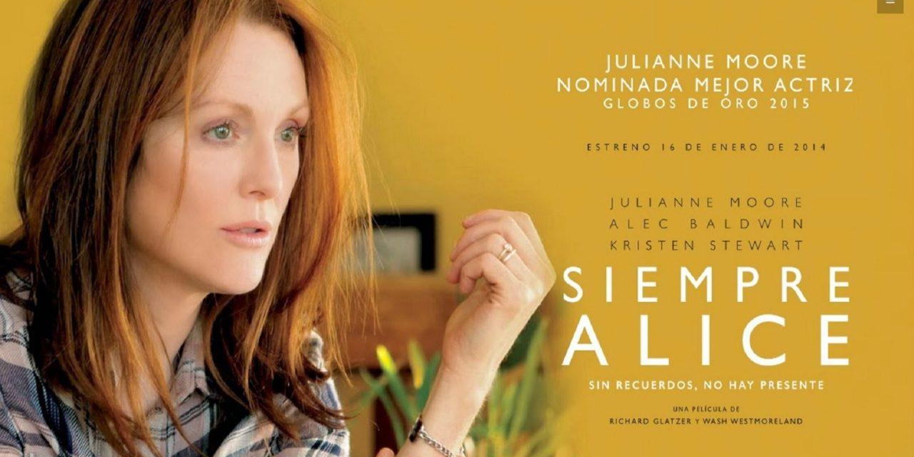 Siempre Alice Still Alice Código F