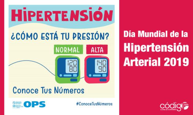 Prevalencia de hipertensión organización mundial de la salud